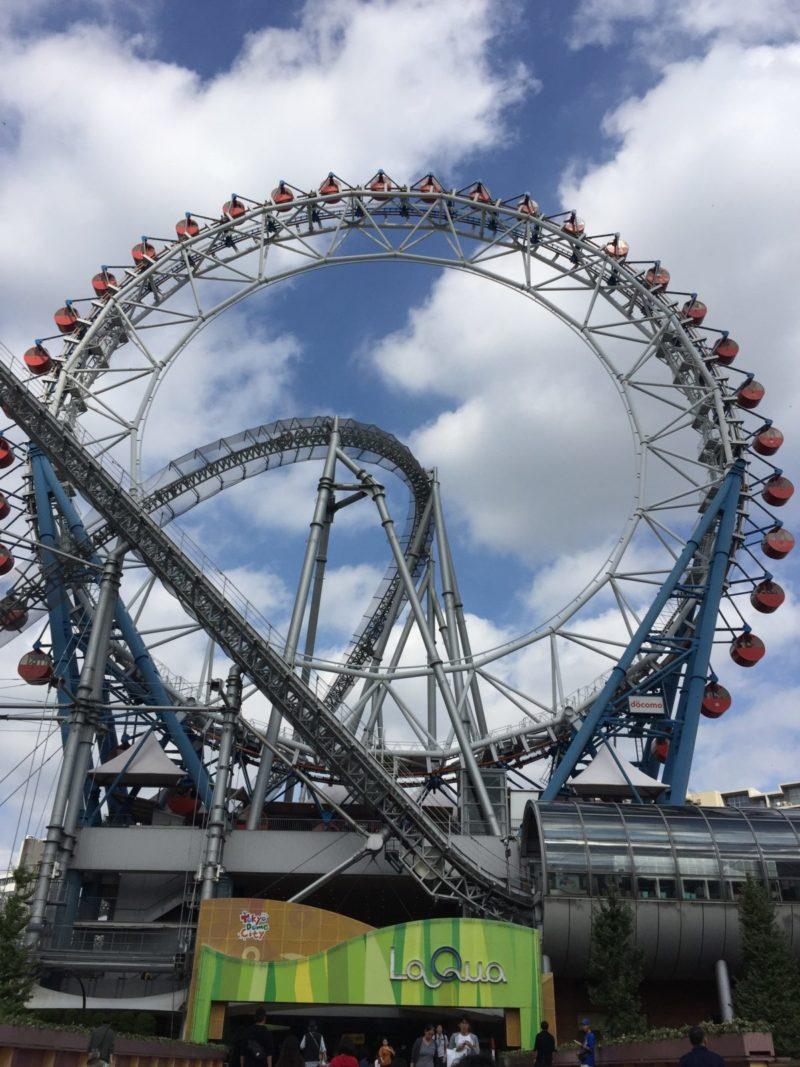 【口コミ】ラクーア「Spa LaQua」東京ドーム天然温泉スパ(体験談)後楽園