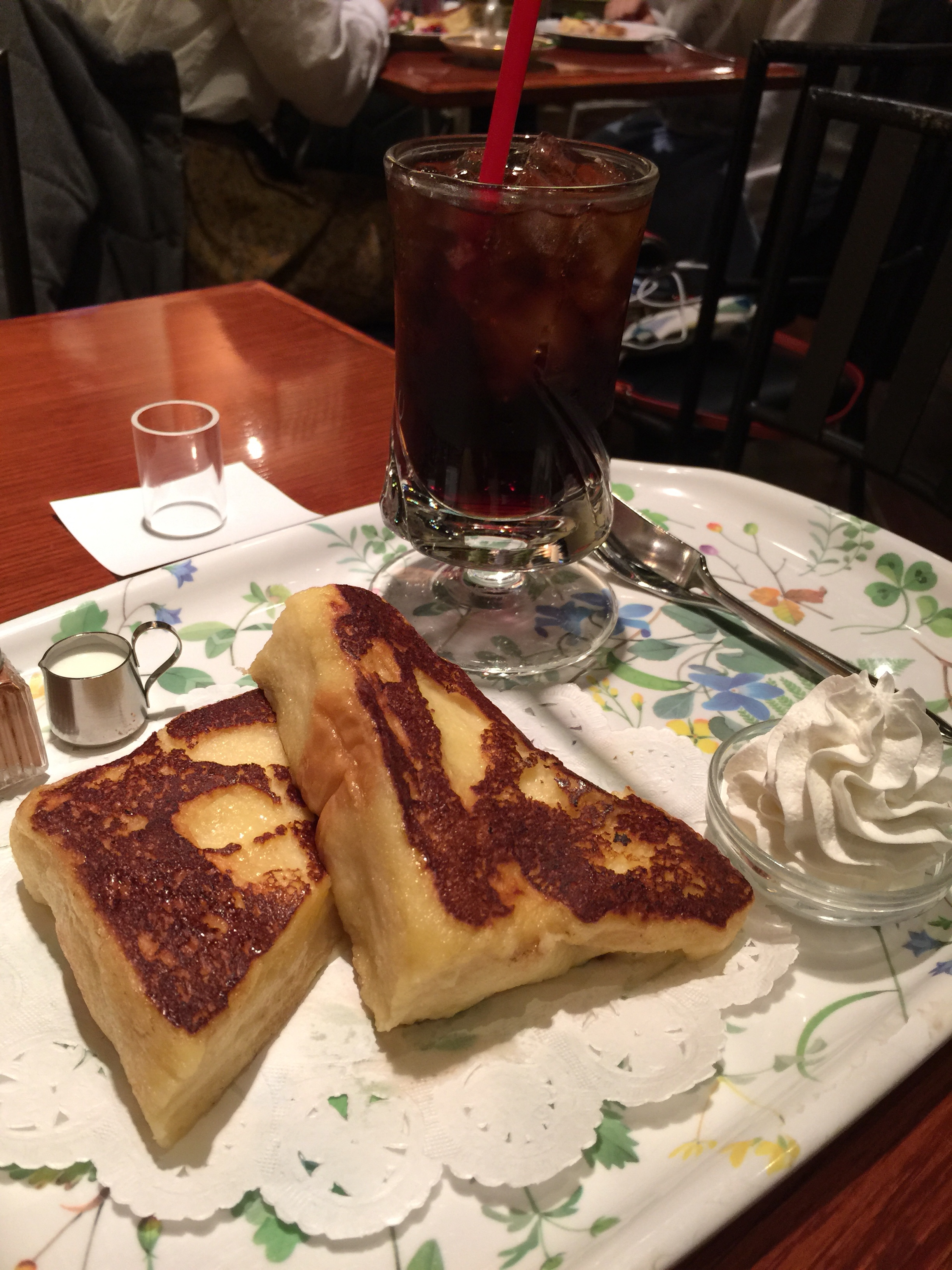 【新宿】フレンチトーストのお店で大人気カフェアリアがおすすめ