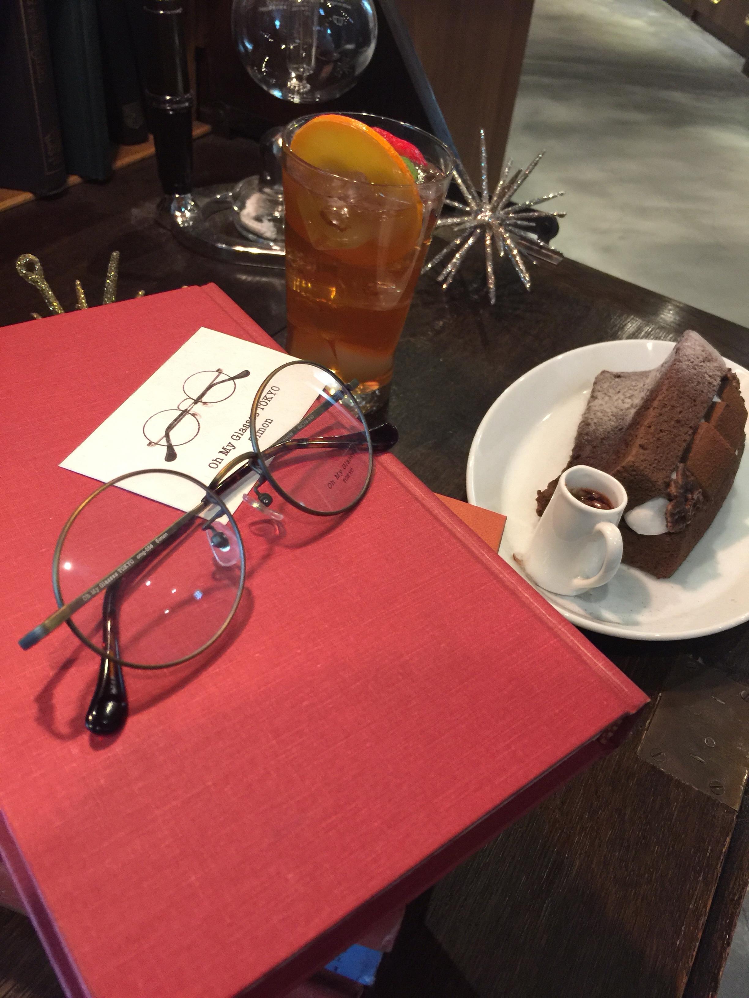 【池袋】落ち着けるカフェならEsolaの梟書茶房がオススメ